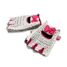Essential NET rokavice, roza