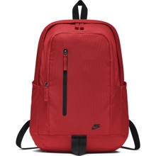Nike All Access Soleday Backpack, University Red/Black