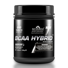 BCAA Hybrid, 240 tablet