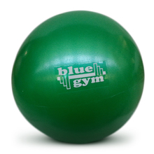 Pilates žoga, soft ball 26 cm, zelena