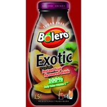 Bolero Essential, exotic
