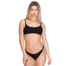 Chloe Swim Bra, Black