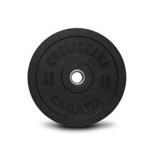 Bumper uteg, premium, 15 kg