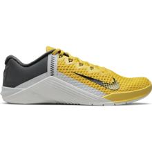 Nike Metcon 6 Training Shoes, Citron/Smoke Grey/Grey Fog