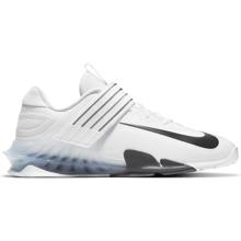 Nike Savaleos Weightlifting Shoes, White/Black/Iron Grey
