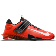 Nike Savaleos Weightlifting Shoes, Chile Red/Black/Magic Ember/White