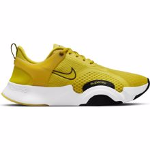 Nike SuperRep GO 2 Shoes, Bright Citron/White/Black
