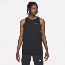Nike Pro Dri-Fit Tank, Black/Dark Grey