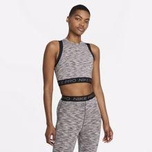 Nike Space Dye Women's Tank, Black