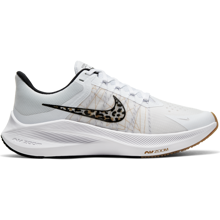 Nike Winflo 8 Premium Women's Shoes, White/Black/Wheat/Gum