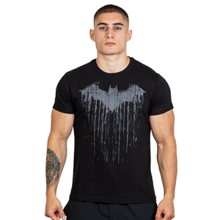 Hero Core T-shirt, Batman Logo Splat