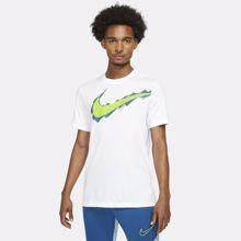 Nike Dri-Fit Sport Clash SS Training T-Shirt, White