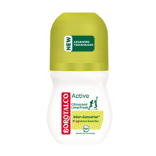 Deo Roll-On Active, Citrus/Lime, 50 ml