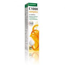 C 1000 complex, 20 šumečih tablet