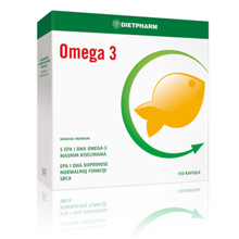 Omega 3, 150 kapsula