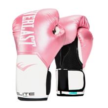 Elite Pro Style Training Gloves, Pink
