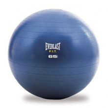 Žoga za pilates s črpalko, Everlast, 65 cm