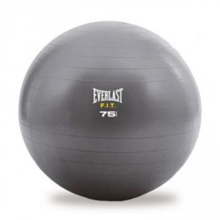 Žoga za pilates s črpalko, Everlast, 75 cm
