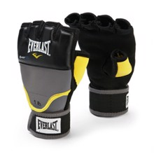 Evergel Weighted Hand Wraps rokavice, siva/črna