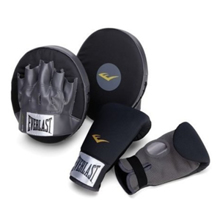 Everlast Partner Training Kit, Black/Grey