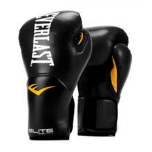 Elite Pro Style Training Gloves, Black