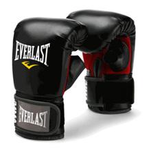 PU Heavy Bag rokavice, črne