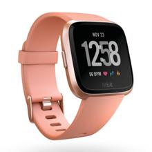 Fitbit Versa, Peach/Rose Gold Aluminum