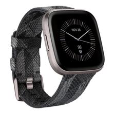 Fitbit Versa 2, SE, Smoke Woven Band/Mist Grey Aluminum