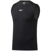 Reebok Activchill Sleeveless Shirt, Black