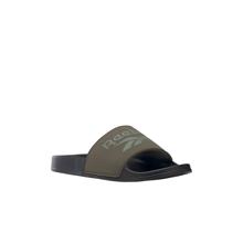 Reebok Fulgere Slides, Army Green/Harmony Green/Black