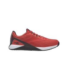 Reebok Nano X1 Shoes, Dynamic Red/White/Black