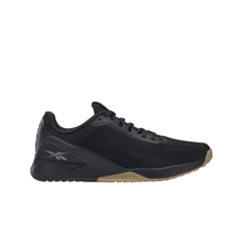 Reebok Nano X1 Shoes, Black/Night Black/Rubber Gum