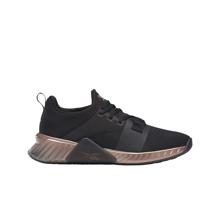 Reebok Flashfilm Trainette 2.0 Women's Shoes, Black/Blush Metal/White