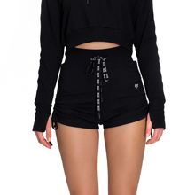 Gaia Shorts, Black