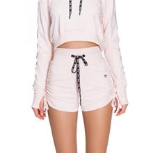 Gaia Shorts, Pink Champagne