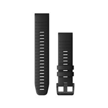 "Garmin zamjenski remen za Fenix 6, silikonski, QuickFit 22"", Black"