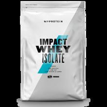 Impact Whey Isolate ohne Geschmack, 2500 g