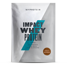 Impact Whey Protein Sample, 25g
