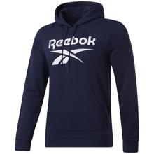 Reebok Identity Big Logo Hoodie, Vector Navy