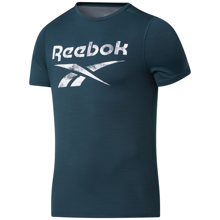 Reebok Workout Ready Activchill T-Shirt, Forest Green