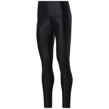 Reebok Shiny High Rise Women's Leggings, Black