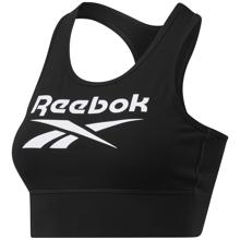 Reebok Identity Cotton Women's Bra, Black
