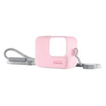 GoPro Sleeve + Lanyard, Pink