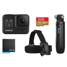 GoPro HERO8 Black, Special Bundle