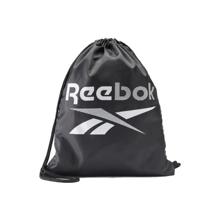 Reebok Training Essentials Gymsack, Black/White