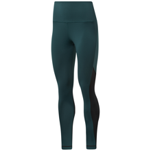 Reebok Beyond The Sweat Women's Leggings, Forest Green