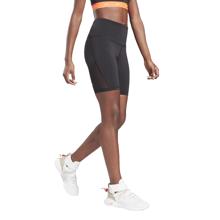 Reebok Beyond The Sweat Women's Bike Shorts, Black
