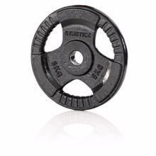 Železna disk utež 30mm, 5 kg