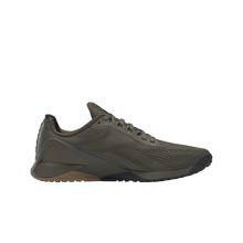 Reebok Nano X1 Shoes, Army Green/Core Black