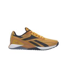 Reebok Nano X1 Shoes,  Semi Solar Gold/Radiant Ocher/Navy